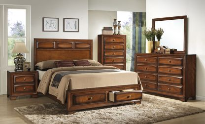 bedroom set, furniture store