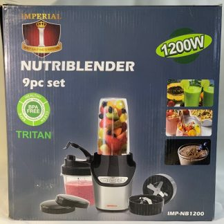Blender, Nutribullet, Kitchen Appliances