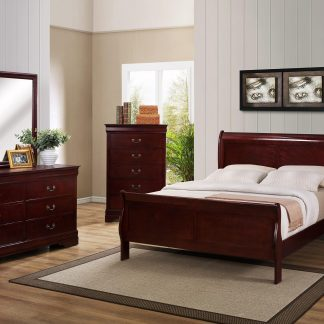 bed furniture, nighstand