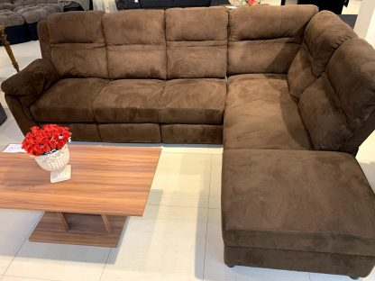 Bronco Brown Sectional