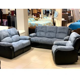 reclining sofa, chair