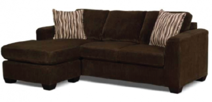 Milano sectional, living room furniture