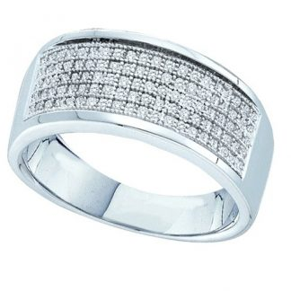 Wedding Ring, Men's Band
