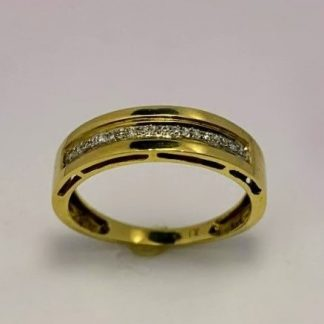 Wedding Band, Men