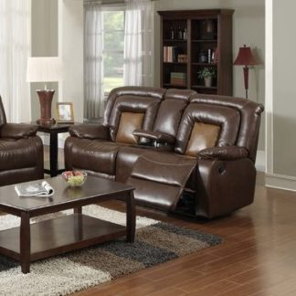 loveseat, recliner, living room furniture