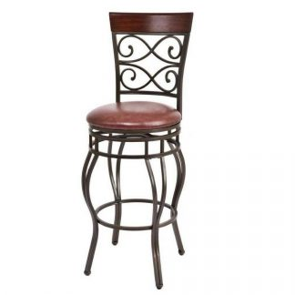 Bourbon Counter Stool